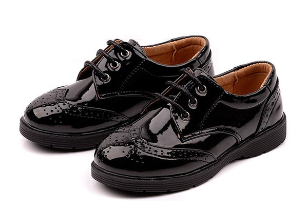 Eva Store extra fee Leather Shoes
