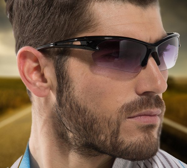 best selling Men Driving Cycling Sport Sunglasses Unisex UV Professional Sport Glass Sunglasses Outdoor Bike Eye Wear Sunglasses Free shipping