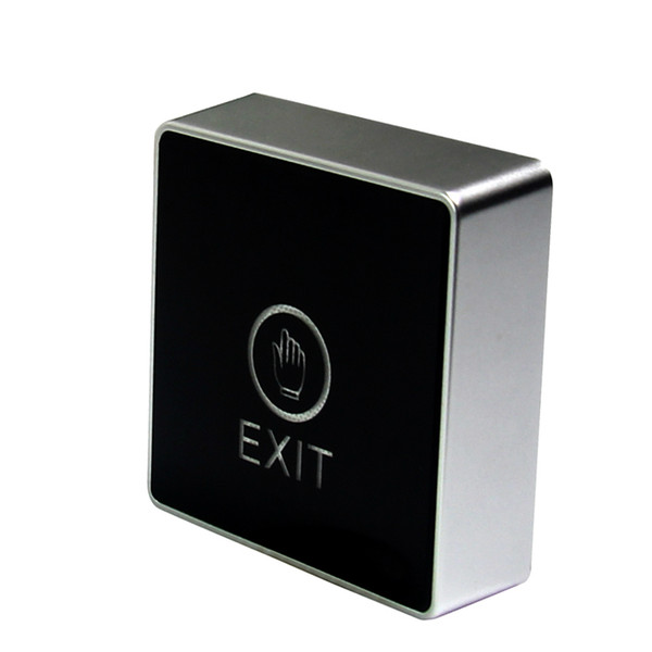 5YOA Push Touch Exit Button Door Eixt Release Button for access Control System suitable for Home Security Protection