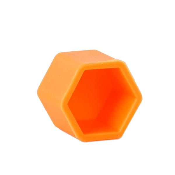 fluorescence orange