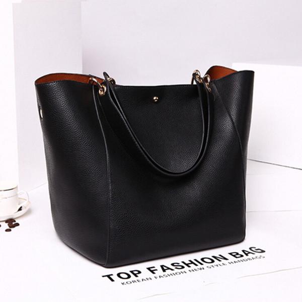 Women Handbag Famous Brand Shoulder Bags Solid Designer Handbags ...