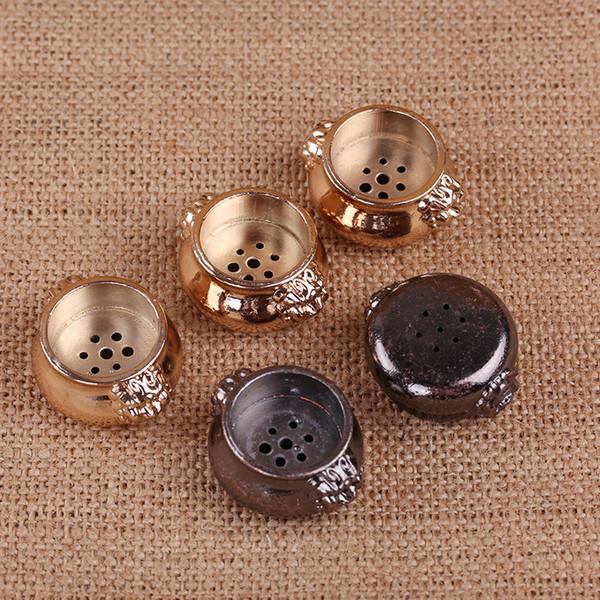 Weihrauchhalter Ölbrenner Weihrauch Brenner Mini Home Decoration Räuchergefäß Incensory Yixing Keramik Handwerk Kerze Aromatherapie Ofen