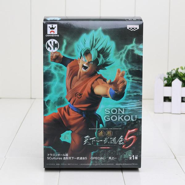 Color:Goku with box