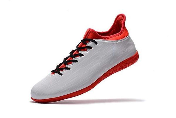 botines botas de fútbol al aire libre superiores superiores zapatillas de fútbol X 16.1 FG / AG baratas botas de fútbol messi baratas Nuevo 2017 niños original soccer us 39-45.