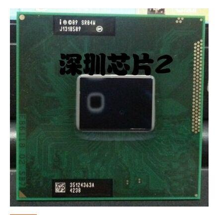 Core i5 2430M Notebook CPU originale per Intel Core i5 2430M SR04W 2.40 GHz Laptop PC CPU Socket G2 988pin