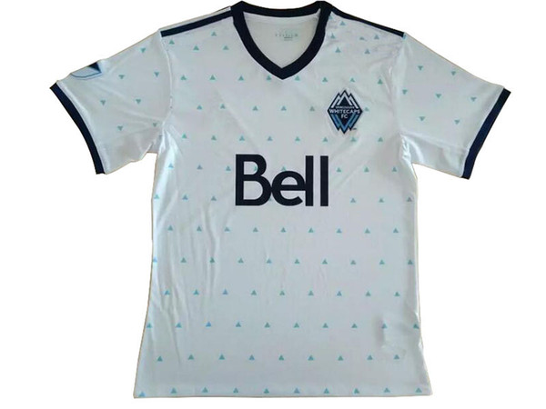 best service 92d30 84ee2 2017 Top Thai Quality 2017 2018 Vancouver Whitecaps Jerseys 2017 Canada  Whitecaps Soccer Jerseys Laba Manneh Bolanos Waston Football Shirt From ...