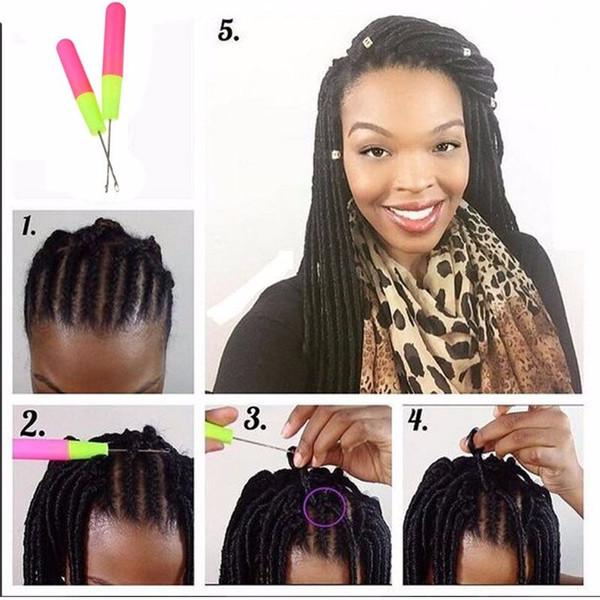 Haar-Zubehör Werkzeuge Perücke Kappen