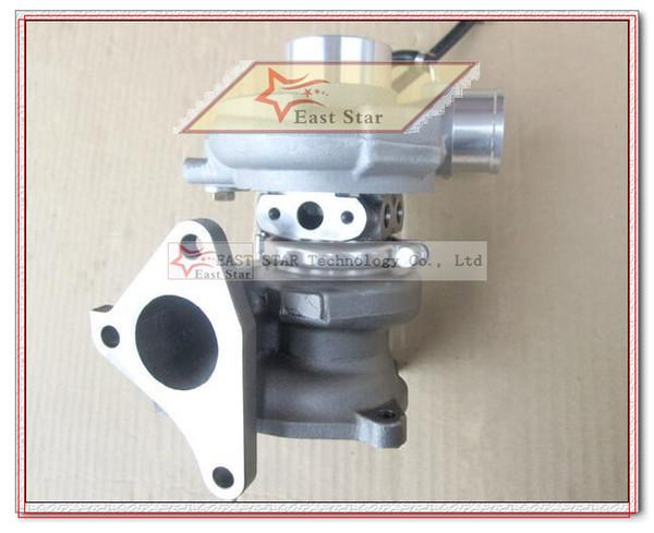 TD04L 49377-04300 14412-AA360 Turbocharger Turbo For SUBARU Forester Impreza WRX-NB 1998-03 58T EJ205 2.0L 210HP gaskets + Pipe