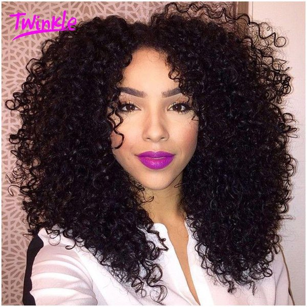 Mongolian Kinky Curly virgin Extensions Rosa Hair Products 6A Grade Mongolian Afro Kinky Curly Hair 4Pcs human Weave