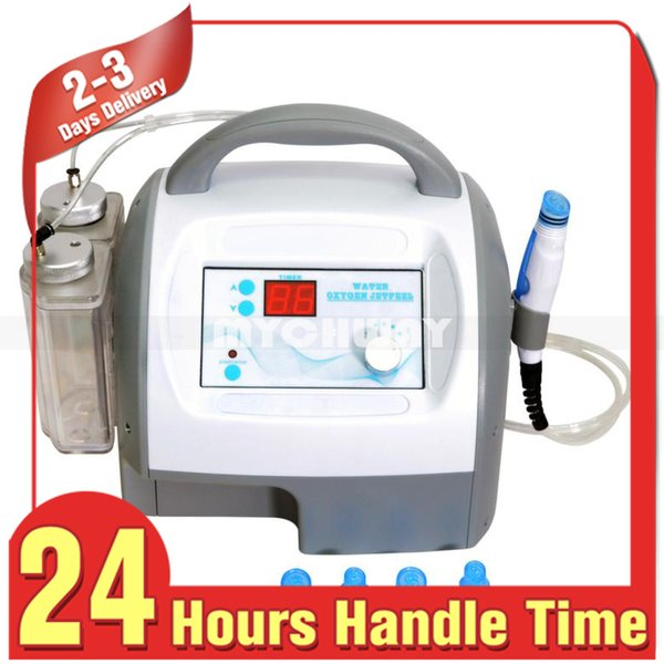 Top Seller Portable Hydro Dermabrasion Deep Cleaning Facial Microdermabrasion Skin Rejuvenation Peel Water Oxygen Jet Beauty Machine for Spa