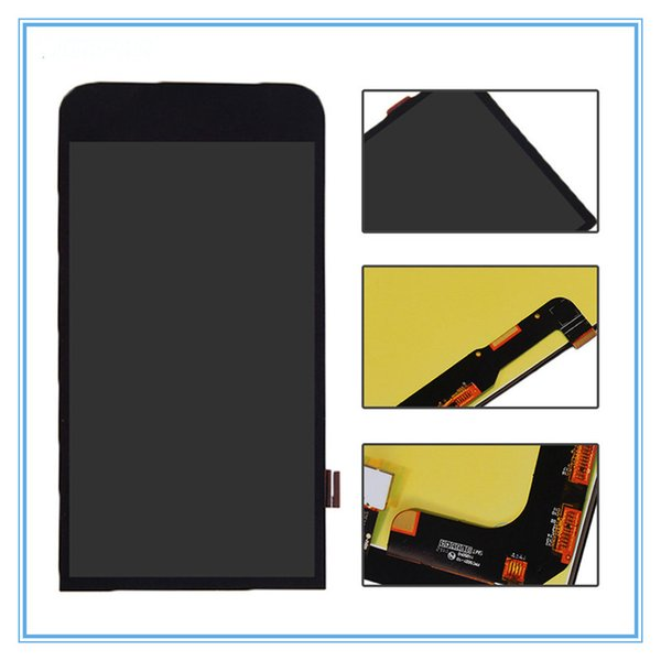 100% Tested Touch Screen Digitizer Sensor Glass + LCD Display Monitor Screen Panel Module Assembly for HTC Desire 616 616W Free Shipping