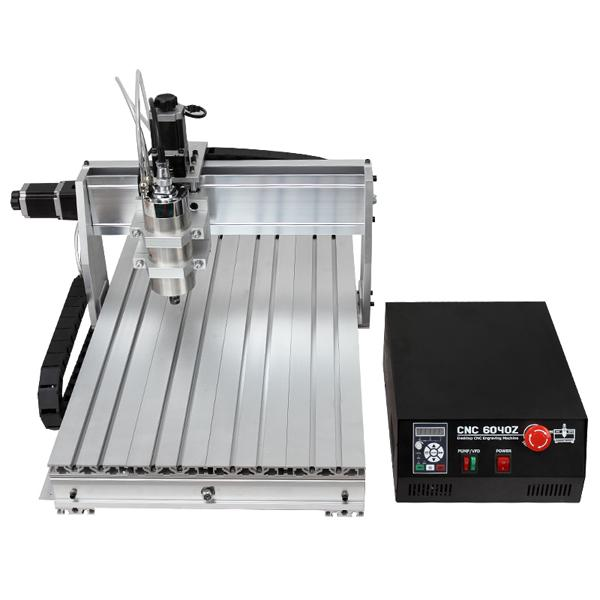 CNC 6040 3-axis 1500W CNC Router Engraver With Double-Spindle For Wood Metal Aluminum CNC Cutting Milling Drilling Engraving Machine