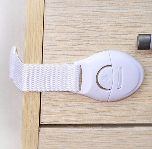 best selling Baby baby child safety lock 3M glue drawer cabinet door lock with single function extension