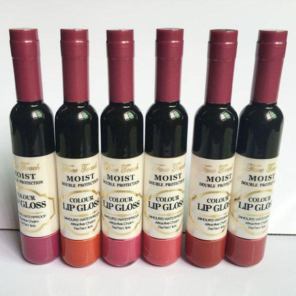 South Korea liquid lip glaze spot beer bottles matte non-stick cup Aunt lip color Matte lipstick