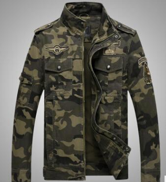 Camuflagem verde do exército
