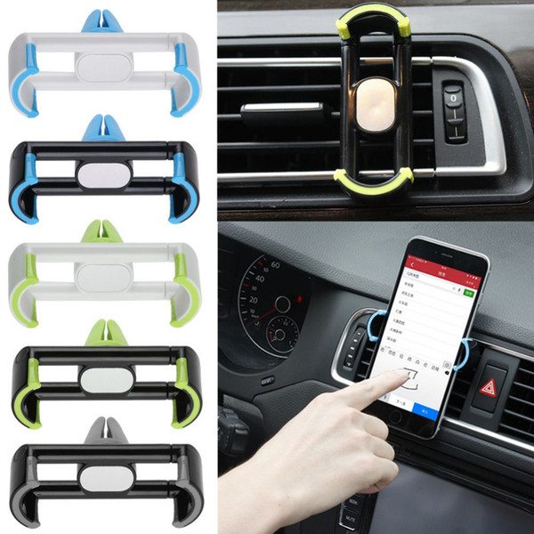 Outlet stents Best Universal Mini Car Air Outlet Holder Stents Vent Mount Support For Cell Phone