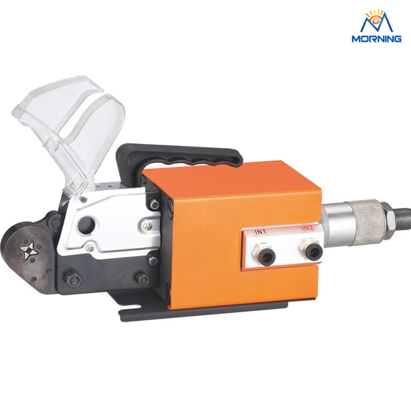 Hot sale 2016 AM6-4 Pneumatic crimper tools fit for crimping insulated and non-insulated cable end-sleeves of high quanlity