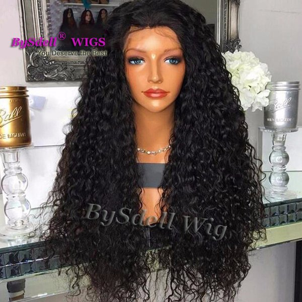 Full Lace Wig/ Lace Front Wigs 130% Good
