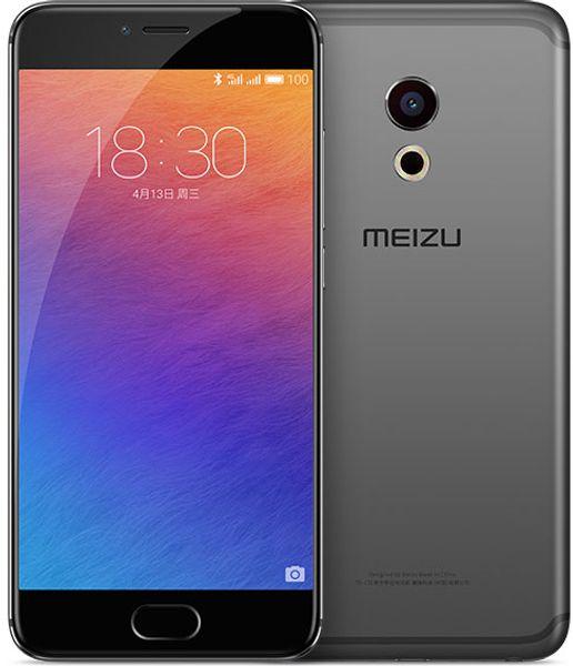 Unlocked Original Meizu Pro 6 Mobile Phone 4GB RAM 32GB/64GB ROM MTK Helio X25 Deca Core Android 5.2inch FHD IPS 21.16 MP Camera Cell Phone