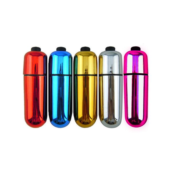 Grosses soldes !!! Nouveaux balles sans fil imperméables à l'eau vibrant oeufs Mini balles vibrateurs 100pcs
