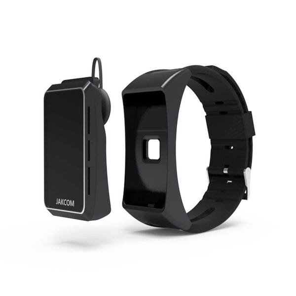 Brand new Jakcom B3 Sports Smart bracelet Smart Watch with bluetooth earphone function Sleeping heart rate monitor bracelet
