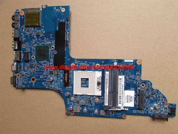 Ursprüngliche hohe Qualität für HP Pavilion DV6-7000 DV6T-7000 Serie 682176-001 48.4ST04.021 Laptop Motherboard Mainboard getestet