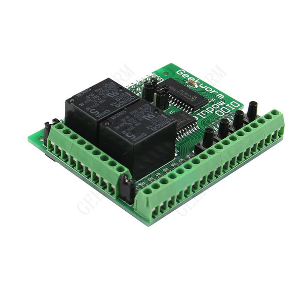 Freeshipping Raspberry Pi 3 Digital Input Output Expansion Board DIDO Module for Raspberry Pi 3 Model B / 2B / B+ / A+