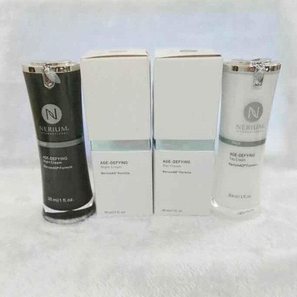 top popular Wholesale Nerium AD Night Cream and Day Cream 30ml Skin Care Day Night Creams with EXP date on bottle and Sealed Box 2021