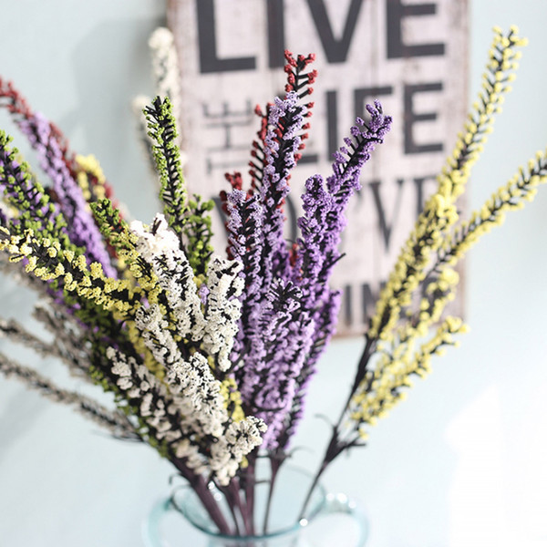 UBIZ Artificial plant wedding decoration accessories home decor fake flower spring indoor vase flores flores artificiales fleur craft