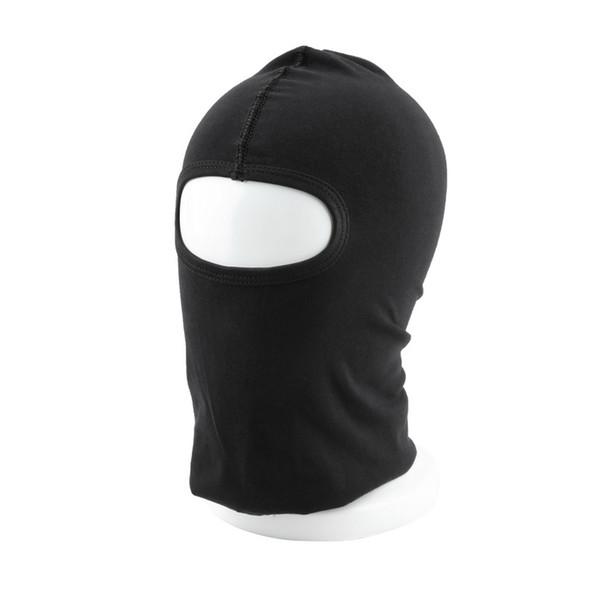 Windproof Lycra Fabric Full Face Neck Guard Masks Ninja Headgear Hat Riding Hiking Outdoor Sports Cycling Masks, Balaclava Mask