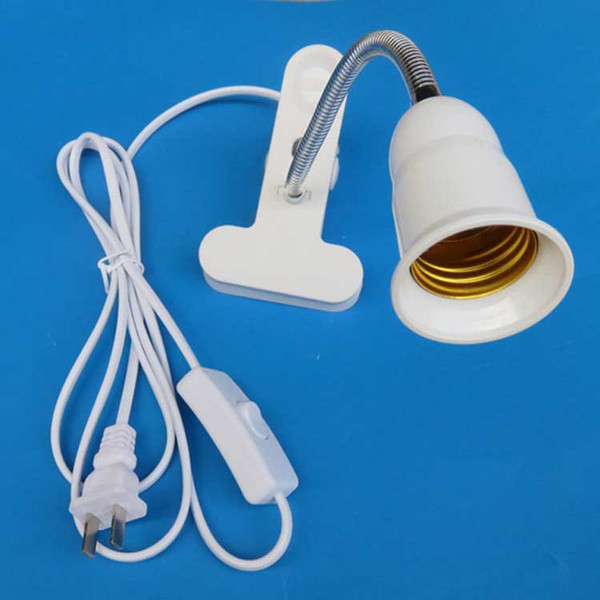 Accessories : E27 Flexible Holder + Plug