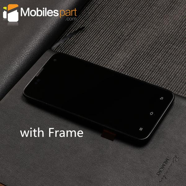Écran gros- pour Mi2 haute qualité d'affichage LCD + écran tactile avec écran de remplacement Frame Pour MI2S M2 Mi 2 2S + Outils gratuits