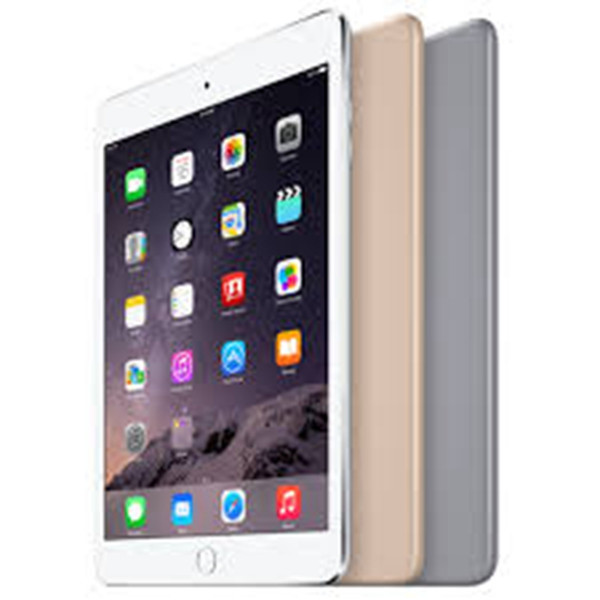 best selling Refurbished iPad mini 3 16GB 64GB 128G Cellular Original IOS Tablet A7 7.9 inch with Touch ID Tablet PC