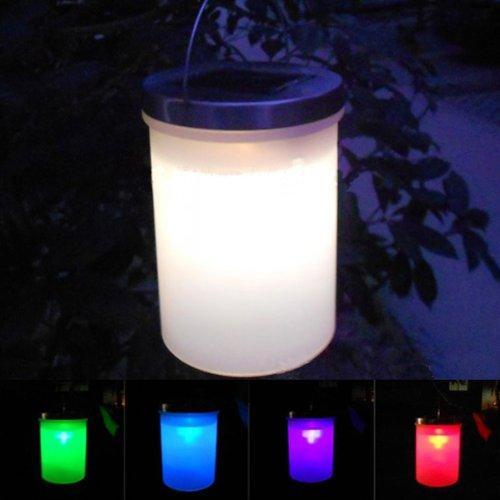 Lanterne a sospensione a sospensione a LED Lanterne a LED Percorso orizzontale / Cortile / Giardino Lampade a luce artificiale per esterni Lampade solari impermeabili esterne