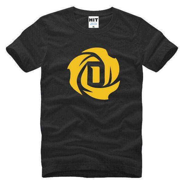 Estilo de verano Derrick Rose T-shirts Hombres de moda de algodón de manga corta de baloncesto camiseta masculina Rose Tops Tee Sports Clothing