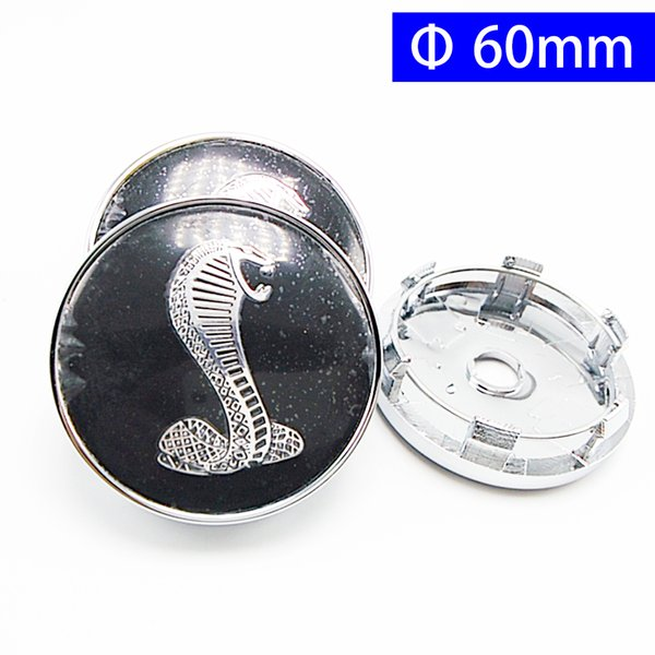 54mm 56mm 60mm 64mm Car Emblem Badge Sticker Wheel Center Caps for Ford Mustang Shelby Cobra Focus 2 Focus 3 FIESTA Kuga FUSION ESCAPE EDGE