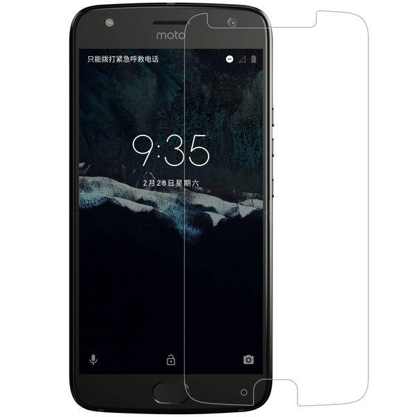 Wholesale Nillkin For Motorola Moto X4 Screen Protector Amazing 9H 0.33MM Anti-burst Tempered Glass For Motorola Moto X4 Protective Flim
