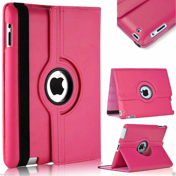 best selling 360 Degree Rotating Stand Smart Case Cover for Ipad air mini 5 2 3 4 Pro 9.7 2017 2018 10.5 11 Galaxy tab A E s4 S3 S2 7 8 9.7 10.5 case