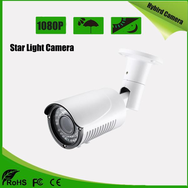 Starligh 1080P AHD/TVI/CVI/CVBS CCTV camera 4 in 1 Cameras Sony sensor varifocal waterproof/vandarproof outdoor security camera AS-MHD8405RS