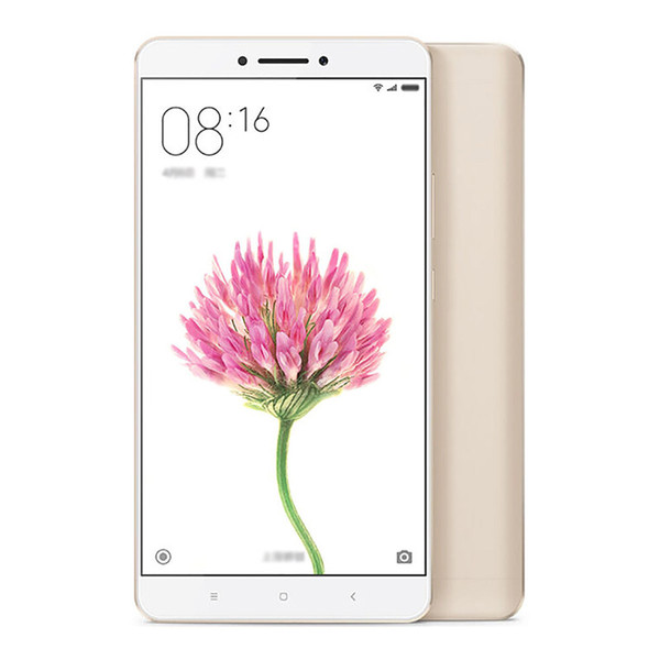 Original Xiaomi Mi Max Pro 4G LTE Mobile Phone Snapdragon 650 Hexa núcleo 3GB RAM 32GB / 64GB ROM Android 6,44