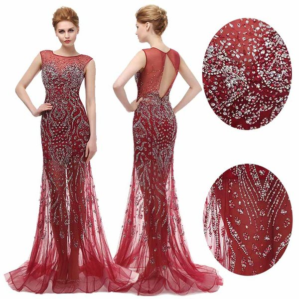 Vintage Fishtail Dresses