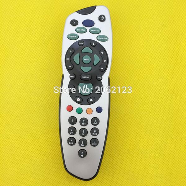 Großhandels-Universal Rev.9 Software-IC-Versions-Code Multifunktionsfernsehfernsteuerpult-Wiedereinbau für Sky Plus HD Kasten-Handbuch