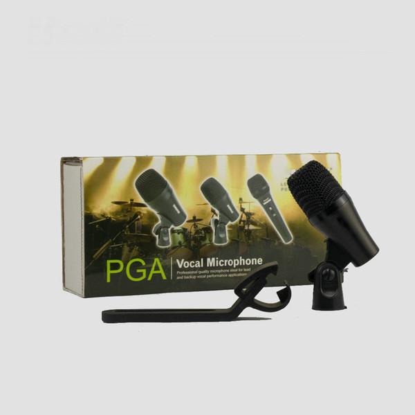 PGA56 Professionelle Kick Drum Bass Instrument Dynamische Mikrofon PGA Sound System Für Bühnenshow Studio PGA 56 Neue Boxed !!