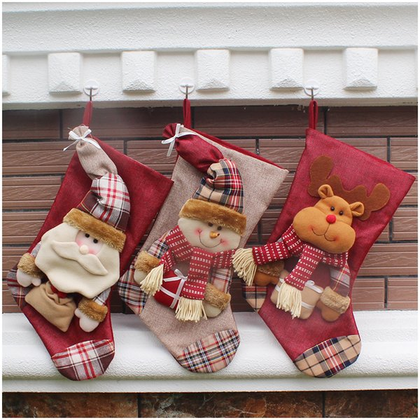 Victorian Christmas Stockings.High Grade Wool Christmas Stocking Christmas Decorations Unusual Christmas Decorations Victorian Christmas Decorations From Autoobder 7 31
