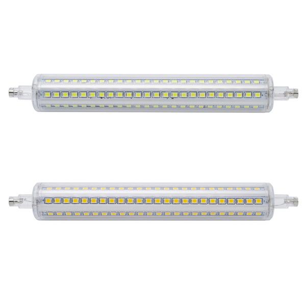 Dimmable Bulb R7S LED Maïs 2835 SMD 78mm 118mm 135mm 189mm Lumière 7W 14W 20W 25W Remplacez la lampe halogène AC 85-265V Projecteur