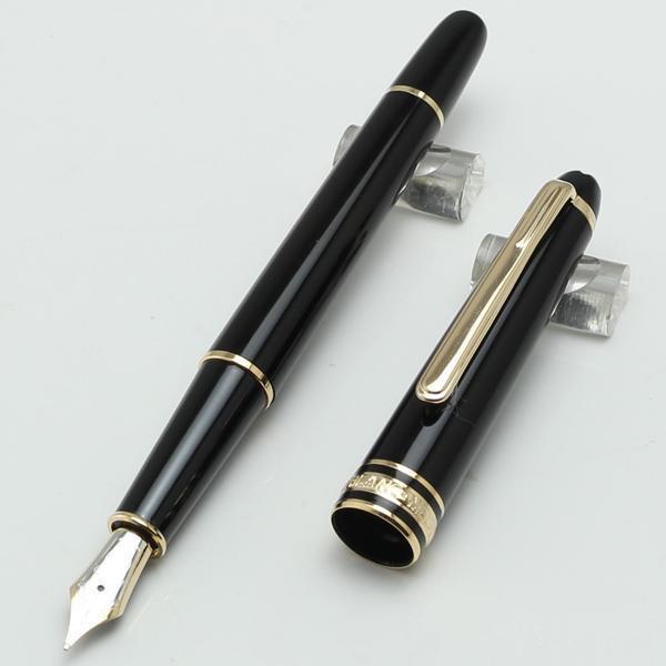 القلم الذهب نافورة القلم