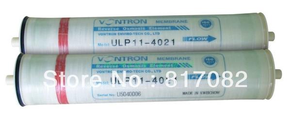 top popular On sale VONTRON Reverse Osmosis Membrane Ultra Low Pressure RO Membrane ULP11-4021 2021
