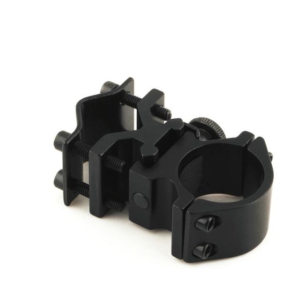 Jagd Sport Gewehr Universal Mount Adapter für Taschenlampe Laser Taschenlampe Sight Scope 1 Zoll