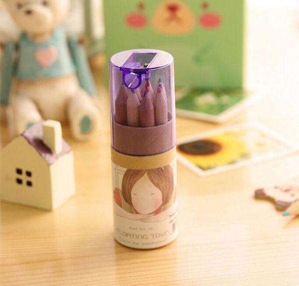 Purple outer box