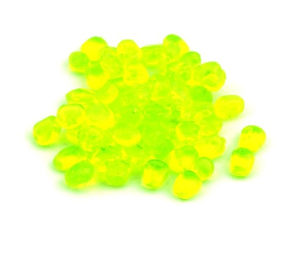Best Sale 100PCS Niblet Fishing Lure 3 Colors Corn Soft Plastic Bait of Fly Fishing Tackle with 46 Gram Per Lot